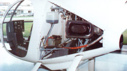 early production kit helicopter