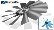 helicopter cooling fan