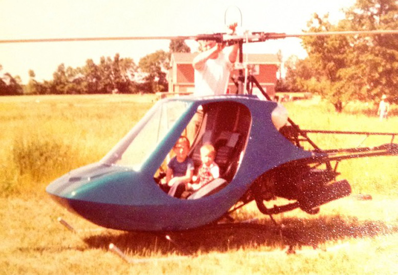 homer bell scorpion two helicopter