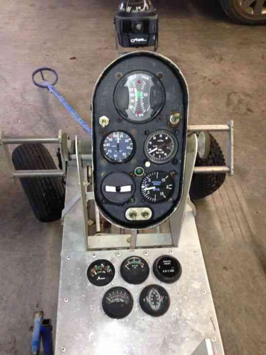 lonestar kit helicopter control panel