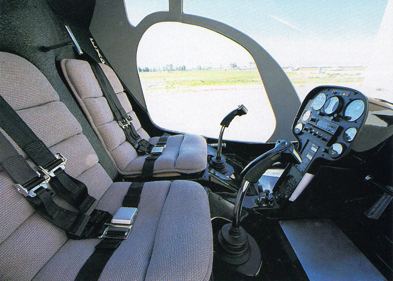 rotorway kit helicopter cabin