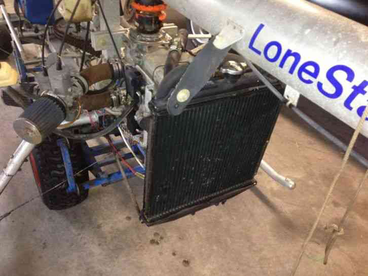 vertical mount rotax helicopter engine