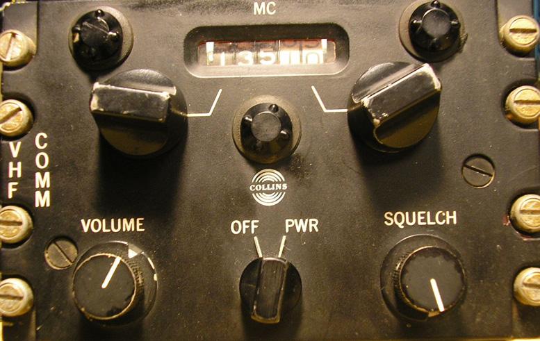 vintage airband radio repairs