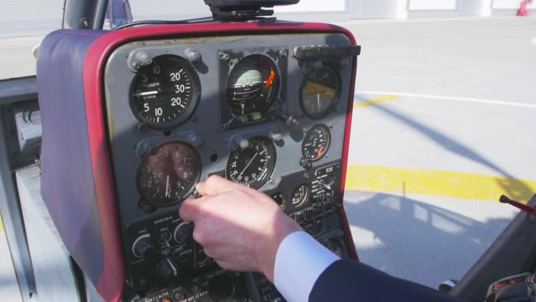 The Electronic Umbrella - Aviation Electronics