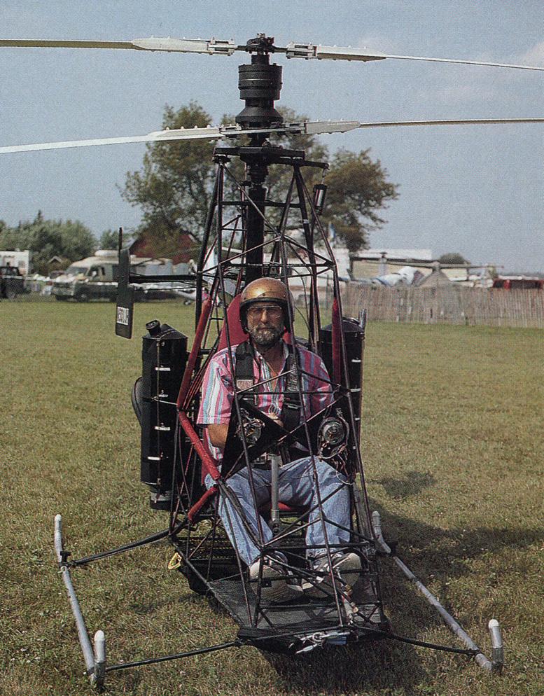 Nolan Coaxial Helicopter Redback Aviation