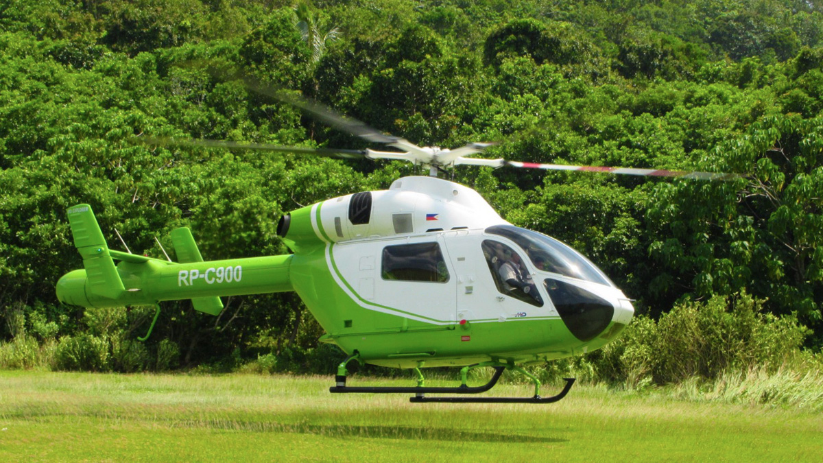 MDHC Approach To MDX Helicopter Development