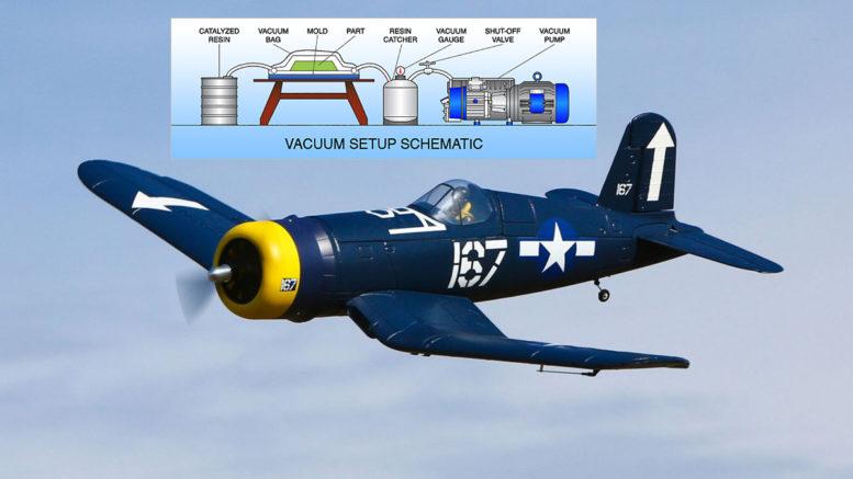 aircraft composites vacuum infusion