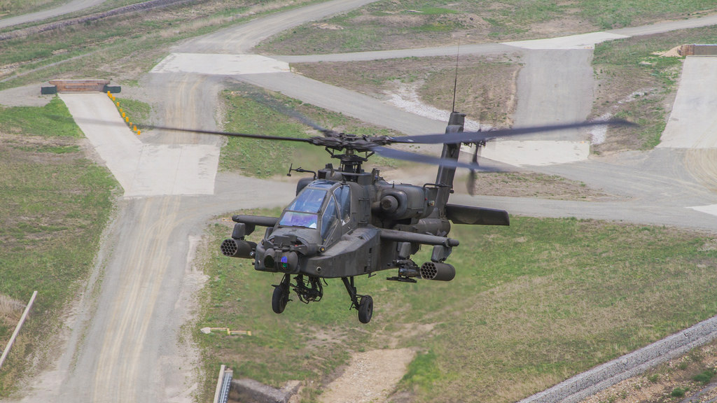 How Complex Should Combat Helicopters Be?