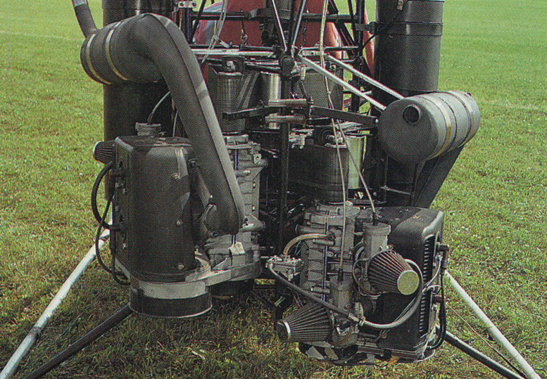 dual rotax 503 engines