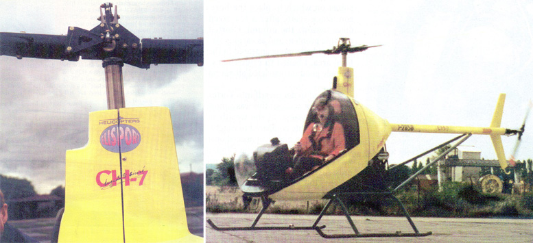 elisport helicopters ch7 helicopter kit design