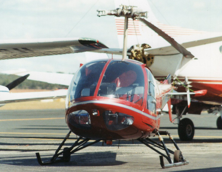 enstrom helicopter pilot