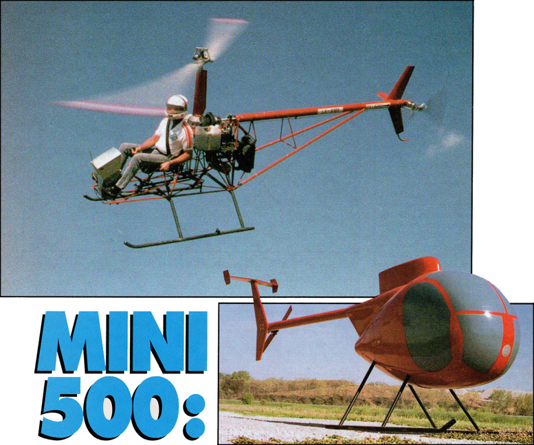 fetters mini 500 kit copter
