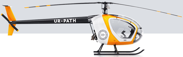scout concept helicopter kit