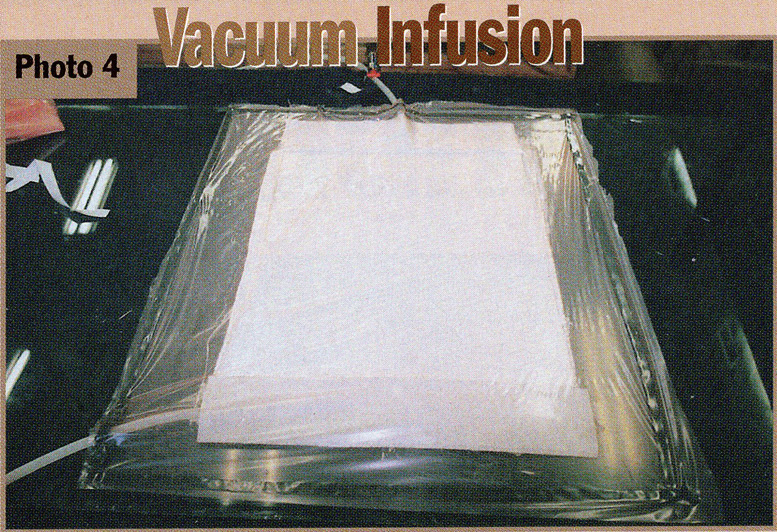 vacuum infusion bag