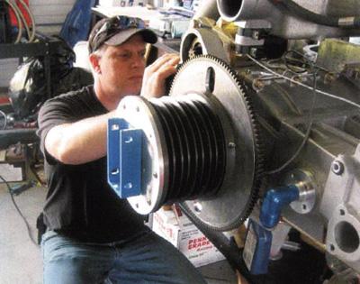 Andrew Burr RW engine