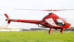 Are experimental helicopters safe to fly