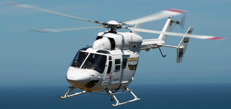 BK 117 helicopter new zealand
