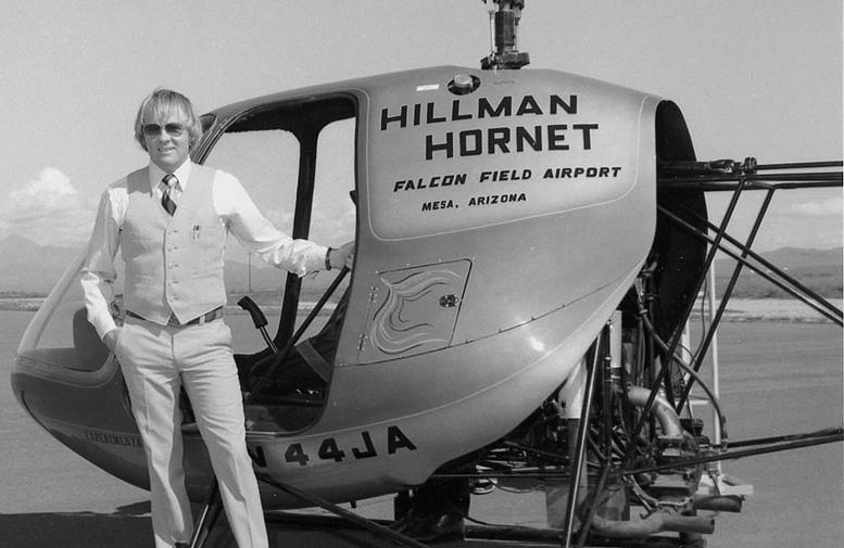 Doug Hillman Hornet Falcon Field Airport