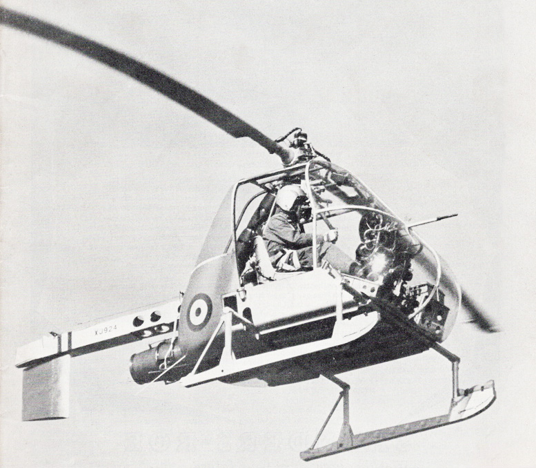 Fairey Ultra Light Helicopter