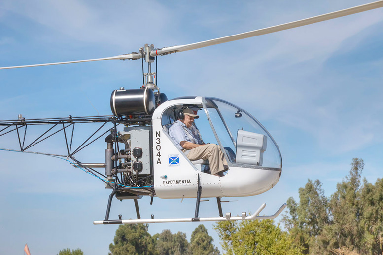 Helicom Commuter style Safari Helicopter