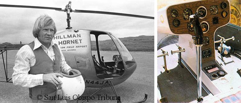 Homebuilt Helicopter Hillman Hornet