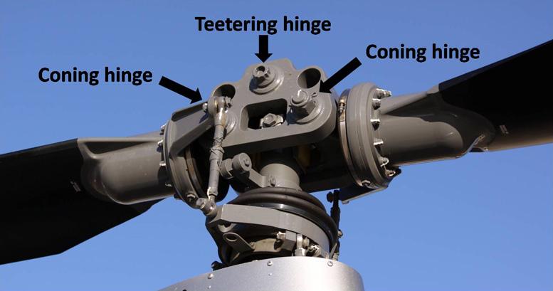 Robinson rotor hub