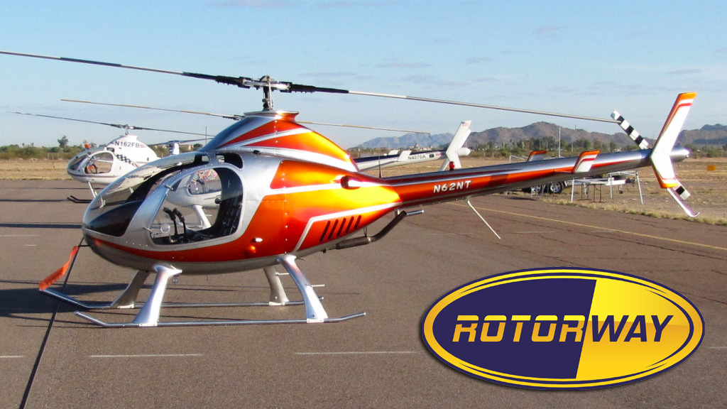 Rotorway Exec Helicopter Build Final Chapter