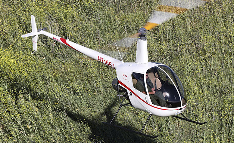 affordable helicopter two seat