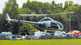 buy rotorway exec helicopter advertising