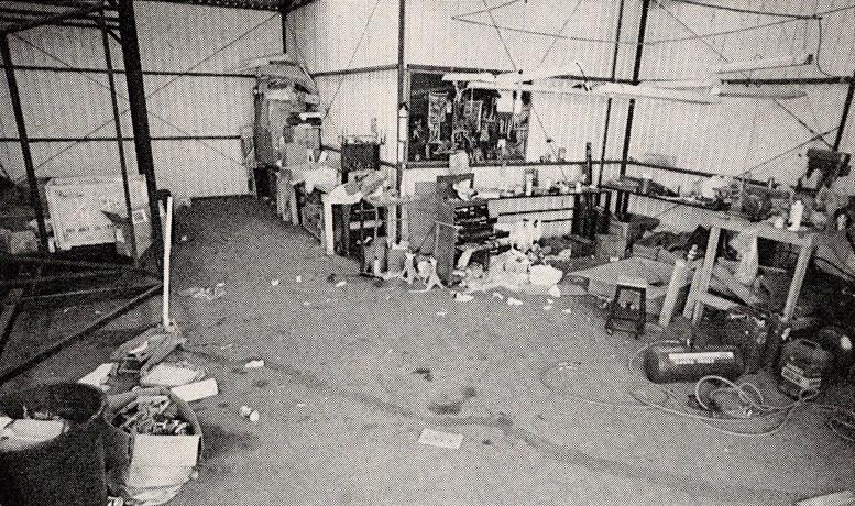 homebuilt helicopter workshop