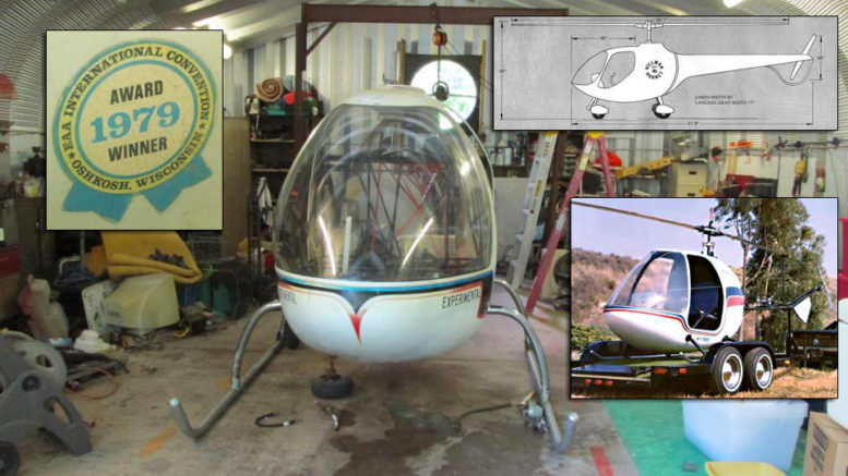 turbo charger doug hillman helicopter design