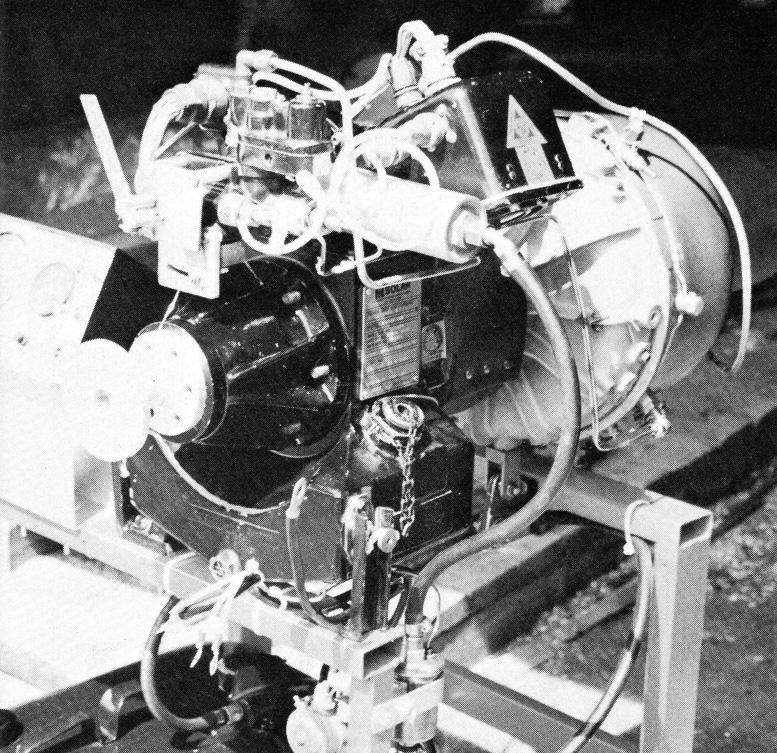95 hp solar cobra predator helicopter turbine