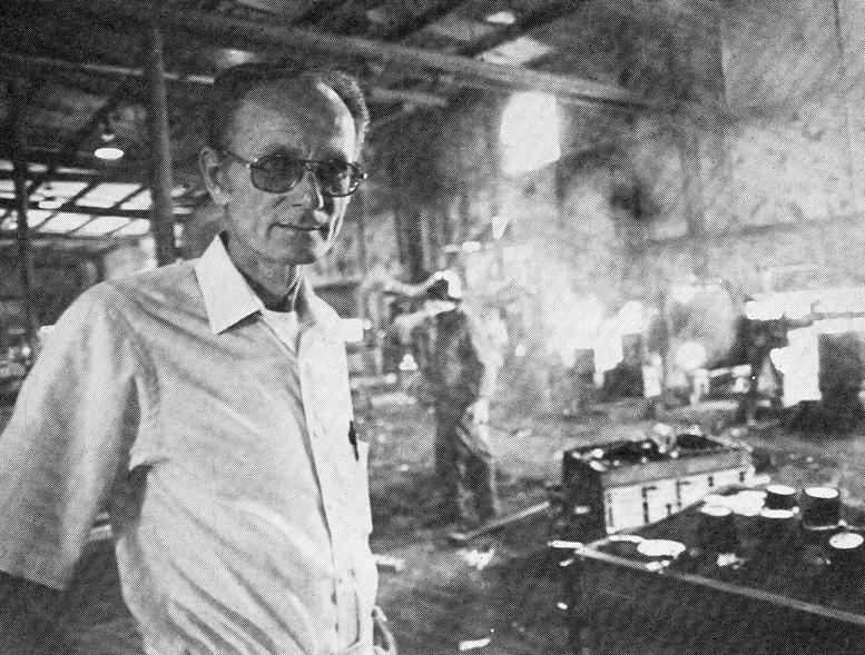 B.J. Schramm in his prime