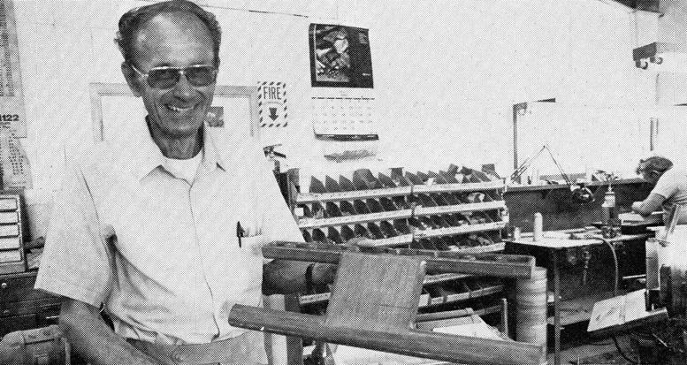 Buford John Schramm AKA B.J. Schramm