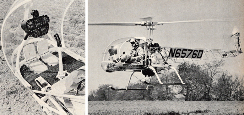 Galaxie Engineering helicopter