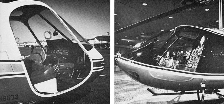 Helicopter Enstrom F28 Shark