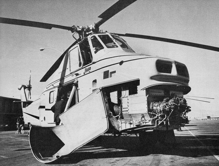 PT6 turbines sikorsky s-58