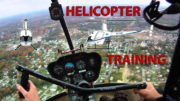 R22 helicopter pilot training
