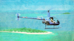 R22 tropical flying