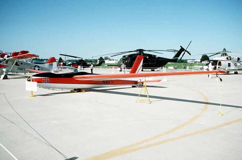 Schweizer X-26 sailplane
