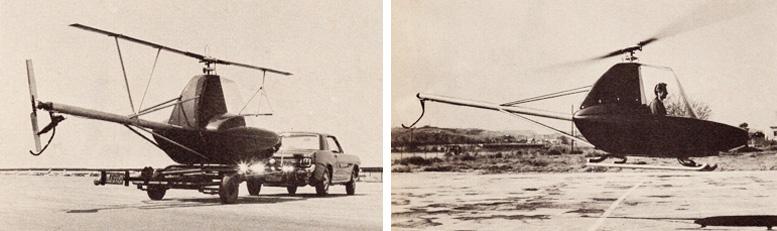 Versatile DIY helicopter