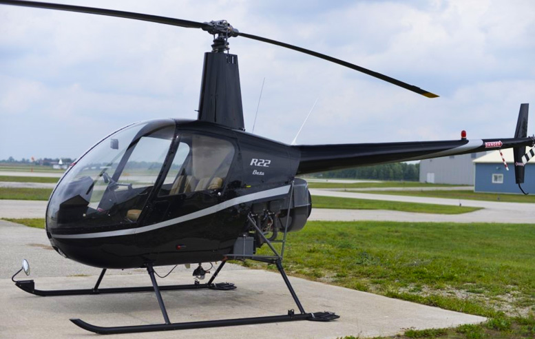 best helicopter ever built R22 robinson gets better