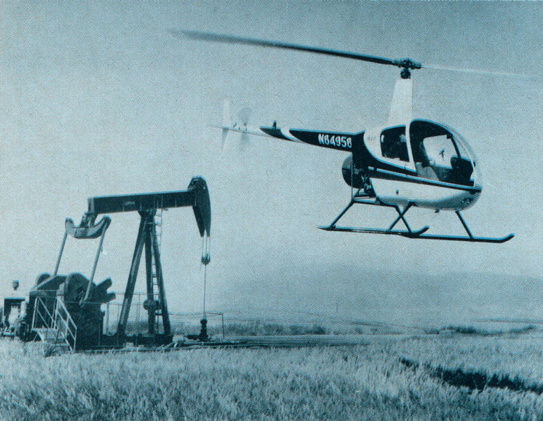 commercial-helicopter personal transportation