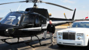 executive helicopter transport