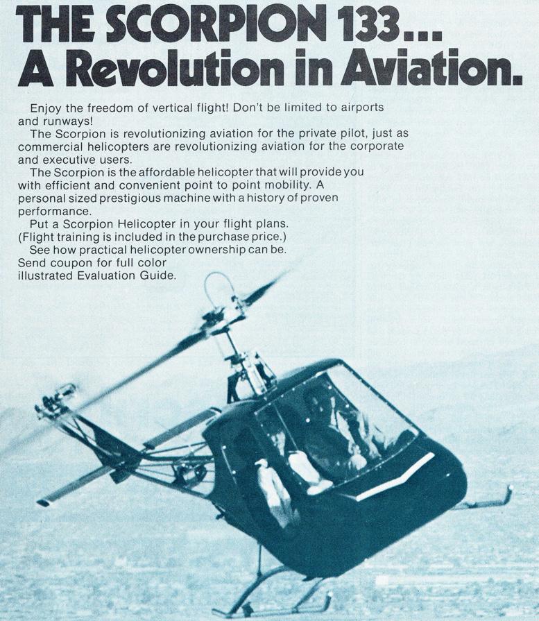 retro rotorway scorpion 2 kit helicopter