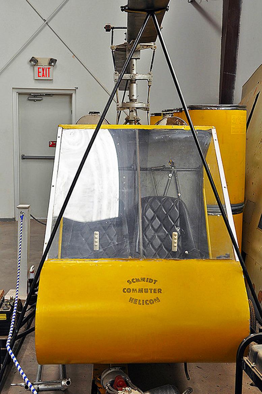 schmidt helicom commuter helicopter kit