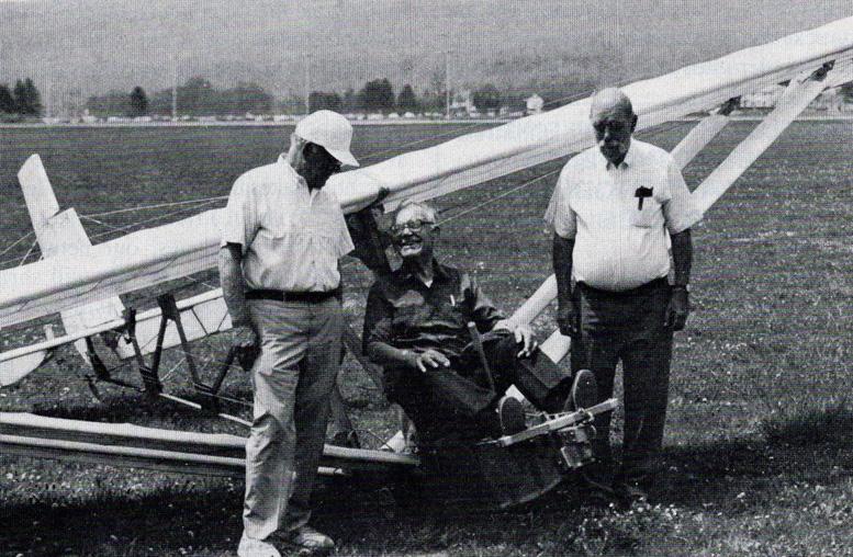 schweizer sailplane