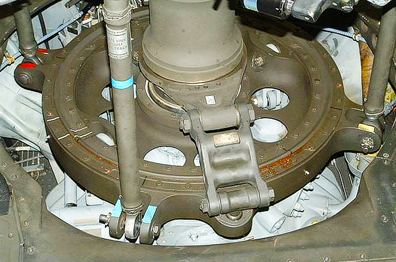swash plate assembly large