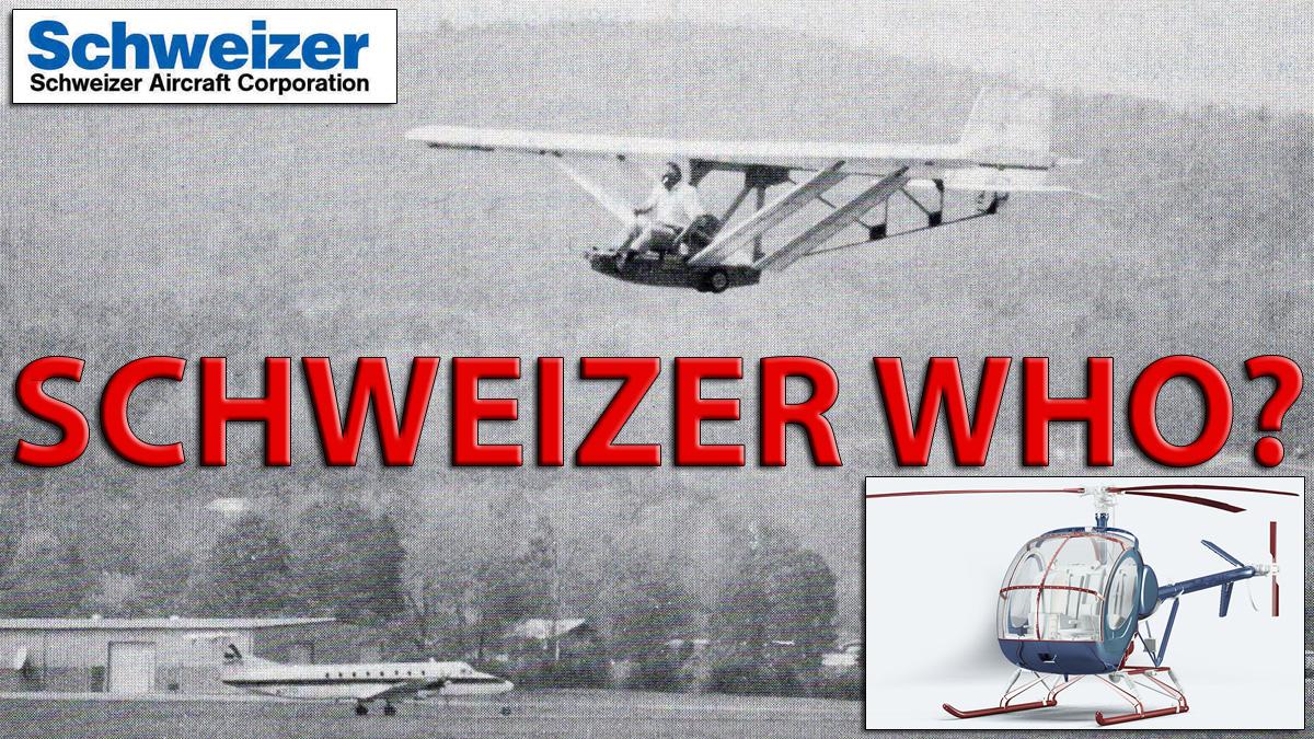 Who Is Schweizer?