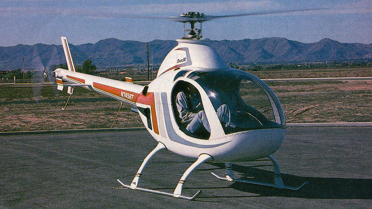 Executive Class Kit Helicopter